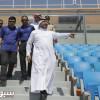 الآسيوي يفتش ملاعب العاصمة بعد التقدم بطلب استضافة كأس آسيا الأولمبية