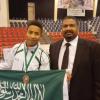 مصارعو السعودية ثاني شباب العرب