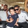 بالصور: الشباب يصل إلى قطر .. وعطيف جاهز لمباراة الجيش