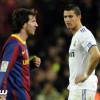 ميسي: سعدت بتألق رونالدو مع البرتغال