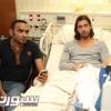 بالفيديو .. صاحب الاصابة الشهيرة: صُدمت بعد مشاهدة قدمي مكسورة