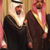 نجم الهلال حمد الحمد يحتفل بمناسبة زفافه