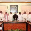 العروبة يتلقى دعم مالي لدعم الفعاليات الثقافية بالنادي