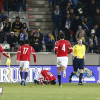 لاعب تشيلسي يقود مصر للفوز على البوسنه ودياً