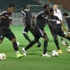 مناورة ترفيهية للاعبي الشباب والبعثة تغادر إلى نجران