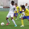 النصر يتصدر دوري الناشئين رغم الخسارة أمام الشباب