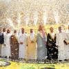 العباد بطل الخليج لكرة الطاولة