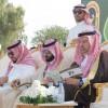 الأمير عبدالله بن مساعد يفتتح منافسات بطولة الرياض  للرقبي