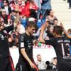 بايرن يداوي جراحه الأوروبية ويقترب من حسم لقب الدوري