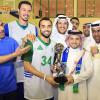 بالصور : الراشد يقدم ملفه الإنتخابي لرئاسة الفتح ويزور فريق السلة
