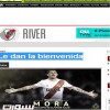 الصحف الارجنتينية تشيد بإنتقال مورا إلى نادي النصر