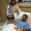 الكسار يجري عملية جراحية تبعده عن الرائد