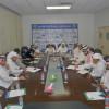 الراشد يعقد إجتماعاً بمشرفي الالعاب المختلفة بنادي الفتح