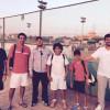العبيدان يتأهل الى دور الأربعة في عربية التنس