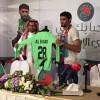 بالصور : الاتفاق يقدم نجمه الجديد الحارس احمد الكسار