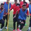 بالصور : الرياض يواصل تدريباته للفيحاء