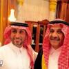 الجابر : تشرفت بلقاء الامير خالد بن سلطان وأضاف لي تحدياً جديداً مع الشباب