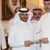 الأمير عبدالله بن مساعد يكرم أعضاء منتخب اليد