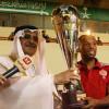 بالصور : الوداد المغربي يتوّج بكأس دورة تبوك الدولية الأولى لكرة القدم