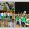 احتفالا مميزًا باليوم الوطني بتعليم الاحساء بمشاركة أقسام النشاط الطلابي وقسم التربية البدنية