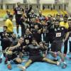 بالصور : النور يتوج بطلاً لكأس الأندية الآسيوية لكرة اليد على حساب الجيش القطري ويتأهل للعالمية