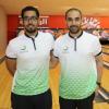 ال الشيخ والدليجان يمثلان اخضر البولينج في بطولة العالم للفردي