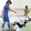 المدلج يطالب النصر بالوفاء تجاه قائده