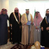 وفد إداري وشرفي من نادي الرياض في ضيافة معالي نائب وزير الشؤون الإسلامية