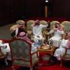 الاجتماع الثاني لإدارة نادي الرياض مع مجموعة مبدعون