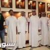آل الشيخ يزور أكاديمية النادي الاهلي