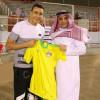 نجم الكرة المصرية الحضري يزور نادي الوحدة