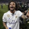 مارسيلو يتنفس أخيرا في ريال مدريد