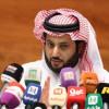 آل الشيخ: سنعمل مع السركال لخدمة رياضة المنطقة