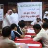 نادي الحي بثانوية الأمير نايف بدومة الجندل يتألق بملتقى الخط العربي