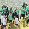 بالصور : المنتخب الوطني الأول يواصل تدريباته في ماربيا اليوم الاثنين