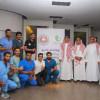 نادي الوشم يوقع عقد شراكة طبيه مع عيادات فيزيوتريو