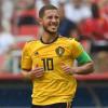 هازارد: بلجيكا قادرة على الفوز بلقب كأس العالم