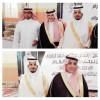 عبدالله راشد الزهراني يحتفل بزواجه