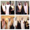 الاحتفال بزواج عبدالله ورامي ابناء محمد سلطان الزهراني في جدة