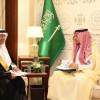 الأمير أحمد بن فهد بن سلمان يستقبل مدير عام صحة الشرقية