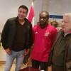 الوحدة يحسم التعاقد مع الكونغولي كاسونغو
