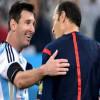 رسميا: ميسي يعود لمنتخب الأرجنتين