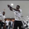 ألميرون يركز على الجانب البدني في تدريبات الشباب