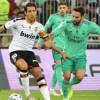 لاعب ريال مدريد يرد على غضب مدرب برشلونة