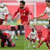 قلق في ليفربول بسبب الثلاثي الهجومي