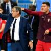 مدرب البرتغال يوضح موقف كريستيانو من لقاء كرواتيا
