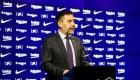 الخلاف يشتعل بين رئيس برشلونة وحكومة كتالونيا
