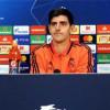 كورتوا يتحدث عن غياب راموس وحظوظ ريال مدريد