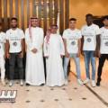 الاهلي يوقع عقود احترافية مع 8 لاعبين من درجة الشباب
