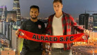 لاعب الرائد الصربي نيمانيا نيكوليتش يصل الى الرياض